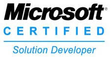 PChulp, Microsoft Certified Solution Developer