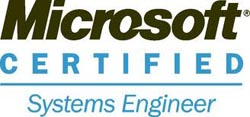 PChulp, Microsoft Certified System Engineer